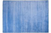 THEKO Teppich Melbourne1000, UNI, blau