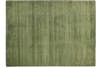 THEKO Teppich Melbourne1000, UNI, dark grün