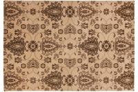 THEKO Teppich Timeless 001 550 beige