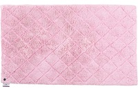 Tom Tailor Badteppich Cotton Pattern diamond 250 rose