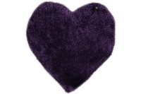 Tom Tailor Kinderteppich Soft Herz purple