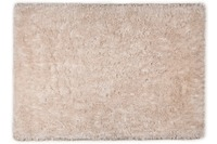 Tom Tailor Teppich Flocatic, Uni, beige