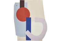 Tom Tailor Teppich Shapes NINE multicolor