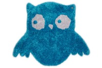 Tom Tailor Teppich Soft, Owl, tuerkis