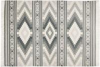Tom Tailor Teppich vintage, Kelim Colors I, grau