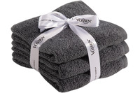 Vossen Frottierserie-Set Smart Towel flanell