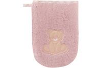 """Vossen Kinderwaschhandschuh """"Teddy Waschhandschuh"""" lavender one size"""