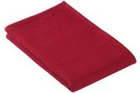 Vossen Saunatuch Rom rubin 80 x 220 cm