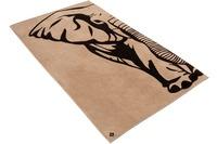 """Vossen Strandtuch """"African Elephant"""" siena 100 x 180 cm"""