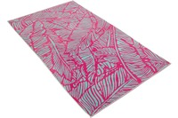 "Vossen Strandtuch ""Bali Jungle"" prim rose 100 x 180 cm"