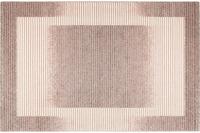 Wecon home Kurzflor-Teppich Velvet Flow WH-22893-655 rosa