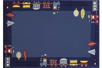 Wecon home Teppich, Funny Train, WH-0767-01
