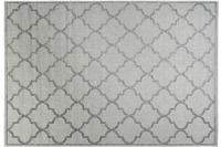 Wecon home Outdoorteppich Gleamy WH-4630-030 silber