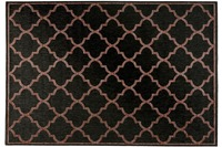 Wecon home Outdoorteppich Gleamy WH-4630-920 anthrazit