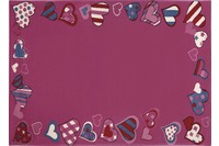 Wecon home Teppich, Just Hearts, WH-0766-03