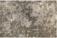 Wecon home Teppich WH-17059-695 Vintage Tiles grau