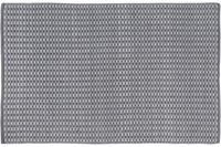 Wohn Idee Teppich Finn, grau