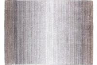 Zaba Loribaft-Teppich Riad beige/ silber