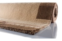 Zaba Nepalteppich Kabru beige-sand