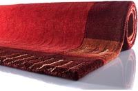 Zaba Nepalteppich Lalipur rot