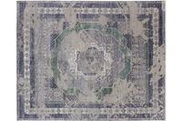 Zaba Teppich Amritsar grau