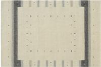 Zaba Gabbeh-Teppich Weavy N-02 beige