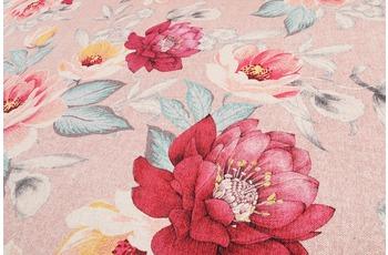 Accessorize Kurzflor-Teppich Isla floral ACC-38705-01 rosa