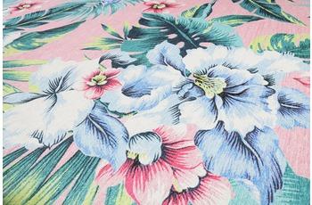 Accessorize Kurzflor-Teppich Tropical Orchid ACC-38605-01 rosa