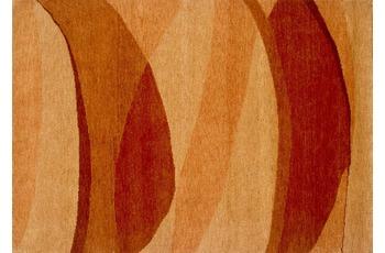 Adali 155 orange /  terra 120 x 180 cm