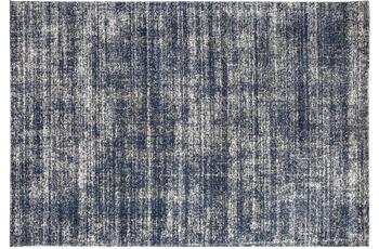 Andiamo In- und Outdoorteppich Colore blau-grau gemustert