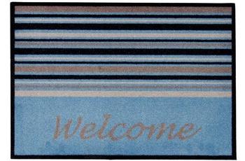 Andiamo Medea blau 39 x 58 cm