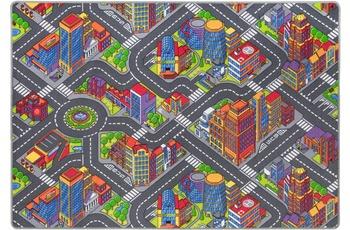 Andiamo Spielteppich Big City multi