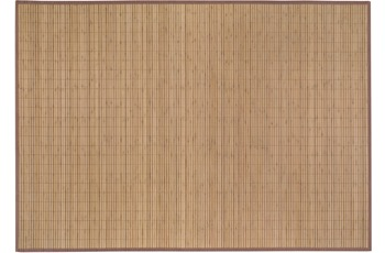Andiamo Teppich Bambus natur