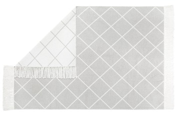 Andiamo Teppich Glitter, weiß-creme 140 cm x 200 cm