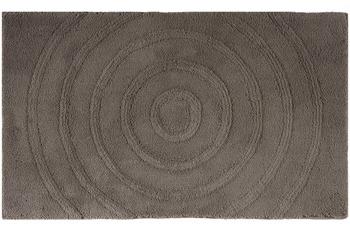Aquanova ARNO WC-Vorleger 60x60 cm taupe