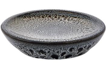 Aquanova UGO Seifenschale 994 olive schwarz 12 x 10 x 3 cm