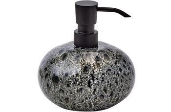 Aquanova UGO Seifenspender 994 olive schwarz 13 x 11 x 14 cm