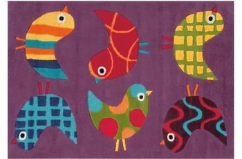 Arte Espina Kinder-Teppich Spirit 3076 flieder