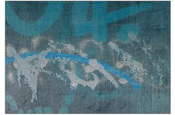 Arte Espina Teppich Atelier 4479 Blau 200 x 300 cm