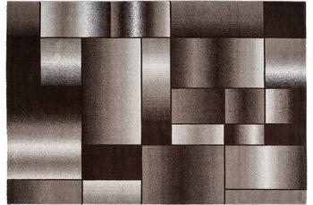 Arte Espina Teppich Broadway 300 Braun /  Beige 120 x 170 cm
