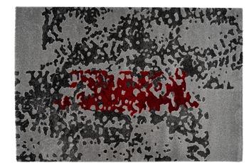 Arte Espina Teppich Broadway 700 Grau /  Rot