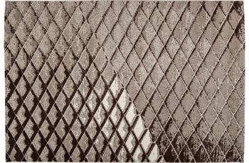 Arte Espina Teppich Broadway 800 Braun 120 x 170 cm
