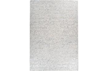 Arte Espina Teppich Finish 100 Weiß /  Silber