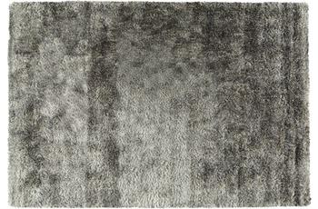 Arte Espina Teppich Grace Shaggy Blaugrau 60 x 110 cm