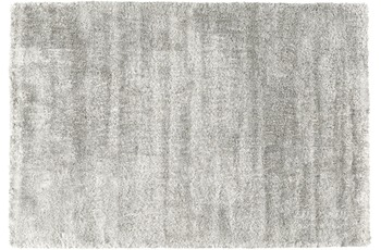Arte Espina Teppich Grace Shaggy Silbergrau 120 x 170 cm