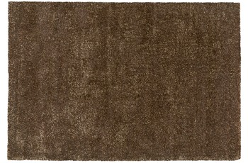 Arte Espina Teppich Grace Shaggy Taupe 160 x 230 cm