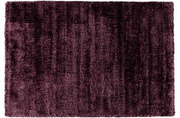 Arte Espina Teppich Grace Shaggy Violett 120 x 170 cm