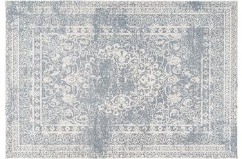 Arte Espina Teppich Iglesia 400 Creme /  Blau 120 x 170 cm