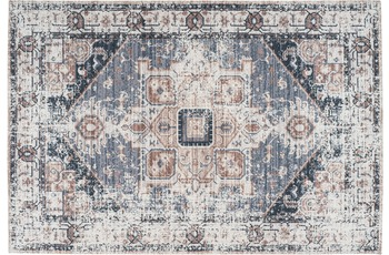 Arte Espina Teppich Indiana 100 Grau /  Braun 240 x 330 cm
