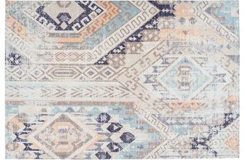 Arte Espina Teppich Indiana 200 Multi /  Blau 240 x 330 cm